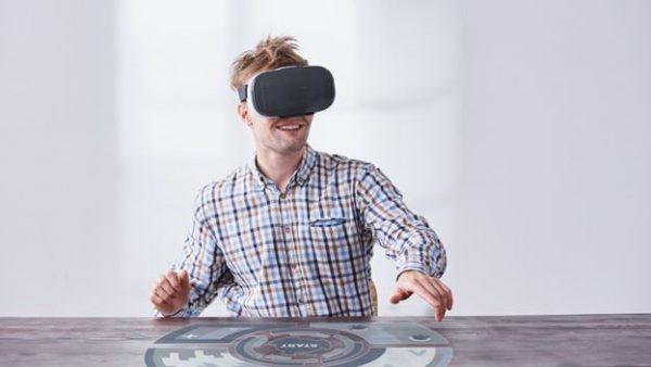 Virtual Reality คือ