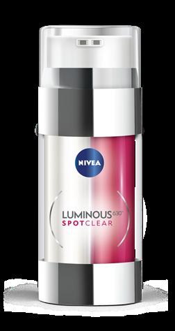 NIVEA LUMINOUS 630 SPOTCLEAR TREATMENT
