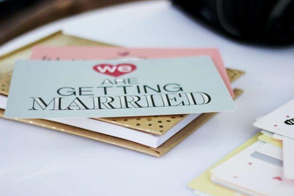 พิมพ์การ์ดแต่งงาน